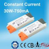 750mA 30WのセリウムのCBが付いている一定した流れLEDの電源