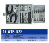 Conjunto del kit del rectángulo de la herramienta de mano del diseño del mecánico