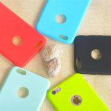 Caja suave mate del teléfono celular de la última de la jalea del caramelo serie TPU de los colores sólidos para LG G5 K5 K10 K7 (XSDD-031)
