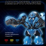 1703888r-Infrared Remote Motion Sensing Fighting Robot с 5 Combat шикарное Indicator