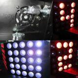 DJ Disco RVB 3in1 Stage Lighting 5X5 LED Matrice DMX