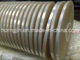 Bande de Mylar Adheisive d'animal familier de polyester de soudure à chaud de basse température pour Wire&Cable