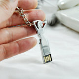 Marchio su ordinazione sull'azionamento dell'istantaneo del USB della ragazza di bellezza di arte del metallo