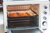 Зажженная плита фольги шримса