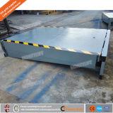 Verladedock-Rampen-Planierer China-10t stationärer hydraulischer