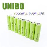Navulbare het Li-Polymeer LiFePO4 van het Lithium Batterij (18650 2600mAh)