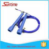 Porter la corde de saut de saut de câble de vitesse, corde de saut, corde de saut à grande vitesse réglable, corde de saut de Crossfit