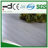 plancher en bois en stratifié gravé en relief de chêne blanc de 12mm