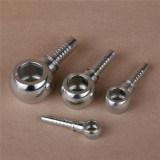 Installazione di tubo flessibile idraulica del cono femminile metrico