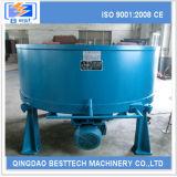 15 T/H de Ononderbroken Machine van de Mixer van het Zand van de Klei