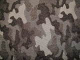 Rayon Nylon Jacquard Camouflage Design Stretch Fabric