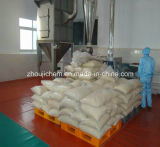 Grado de la materia textil de la industria del alginato del sodio