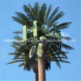 Toren van de Palm van de Structuur van het staal de RadioTelecommunicatie Gecamoufleerde