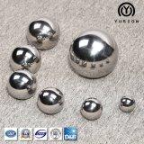 """17/64 """" di sfera dell'acciaio al cromo della sfera per cuscinetti del rifornimento della fabbrica"""