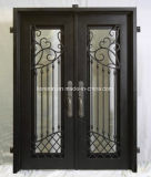 私用別荘の機密保護の鋼鉄ドアのための最もよい選択