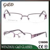 광학 디자인 금속 프레임 Eyewear 새로운 대중적인 안경알