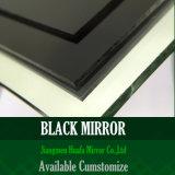 مرآة سوداء لأنّ بني يلوّن مرآة زجاجيّة [كلود] مرآة