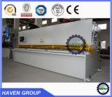Het hydraulische guillotine scheren en scherpe machine