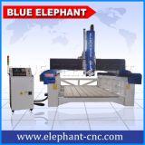 High Z Axis 1325 Madera que trabaja el ranurador del CNC, máquina de madera de la espuma de la espuma de la venta para la venta