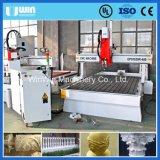 prix usine de machine de travail du bois de couteau de commande numérique par ordinateur de gravure du bois de 5axis 3D