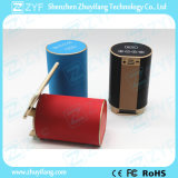 携帯電話のホールダー(ZYF3062)が付いているビールバレルのBluetoothのスピーカー