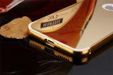 cassa del metallo di placcatura 24k per il iPhone (7 6s più più)