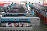 Imprimante à jet d'encre extérieure d'intérieur dissolvante chinoise d'Eco de tête d'impression de Dx7 Dx5
