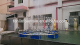 Eau Floating Water Fountain Outdoor