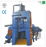 Máquina hidráulica automática del esquileo de la prensa de Recycable de la chatarra