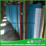 Materiais impermeáveis do PVC da Anti-Raiz para telhados verdes lisos