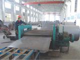 Pôle en acier de allumage galvanisé conique