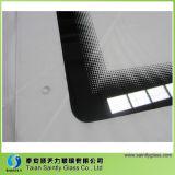 panneau plat en verre Tempered de sûreté de 4mm 5mm pour la porte de four