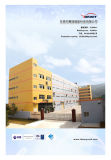 4c de compensatie drukte Vrije IC van het Contact van pvc van de Steekproef Kaart af