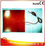 Calentador eléctrico del silicón de la pista de calefacción del silicón