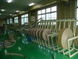Protecteur de bord de papier effectuant la machine