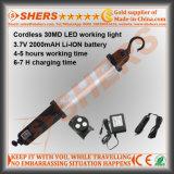 Inalámbrico 30 Luz de trabajo del LED SMD recargable