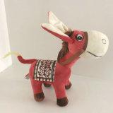 販売のためのリアルなStufffedの動物の柔らかいおもちゃのろばのプラシ天のおもちゃ
