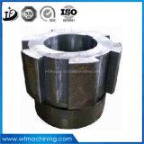Pièce forgéee de usinage en acier d'acier d'acier du carbone de Forging& et allié dans Cast&Forged