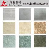 Negro/White/Green/Grey Stone Marble para Floor Tile