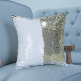 Ammortizzatore decorativo/cuscino del ricamo completo del Sequin con il reticolo della banda (MX-01)