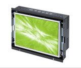 Monitor do frame aberto do toque do LCD com tela de toque e VGA
