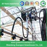 Les serres chaudes agricoles de matériel ont employé la serre chaude avec le système de culture hydroponique