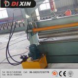 Máquina de dobra de folha de telhado hidráulica de 4m