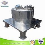 centrifugadora de la sedimentación de la placa plana de acero inoxidable 2500rpm