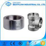 造られたステンレス鋼の管付属品
