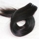 毛の拡張の100%の人間の毛髪の製品クリップ