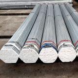 De heet-ondergedompelde Gegalvaniseerde Pijp van het Staal (BS1387-1985, GB/T3091-2001, ASTM A53-1996)