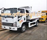 耐久FAW 4X2の軽いダンプカートラック、ダンプ