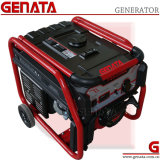 "Nr., 65 Mini Power Gasoline Generator mit 6 "" Solid Wheels und Handle"