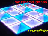 자유로운 출하 4PCS/Lot 1 미터 DMX 512LED 댄스 플로워 관제사 결혼식 댄스 플로워 디스코 효력 빛 훈장